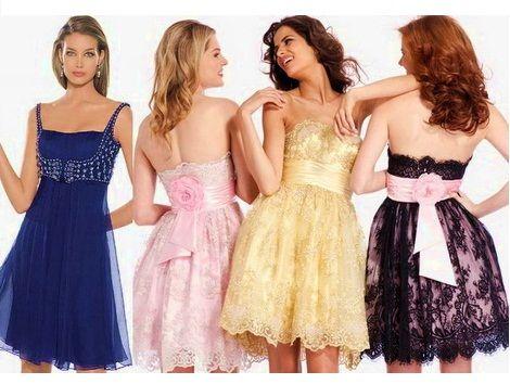 Модні тренди: Випускні плаття 2012