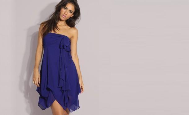 Модні літні сукні та актуальні тренди SS/2012