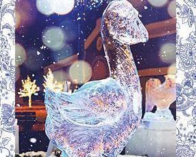 24 января в «Мануфактуре» пройдет Фестиваль ледовых скульптур