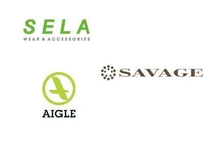 Распродажа одежды Aigle, Savage и SELA.