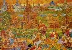 Празднование Троицы в Киеве и три дня выходных