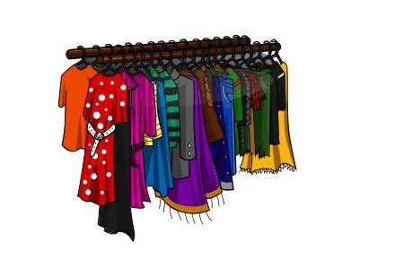 Ярмарка обмена одежды