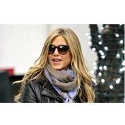 Зіркова мода: жіночі шарфи. Фото