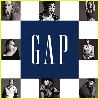 Бренд Gap представляє зимову колекцію Holiday 2011