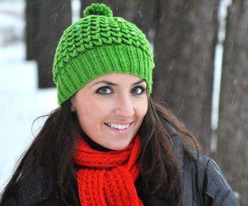 Модні жіночі шапки
