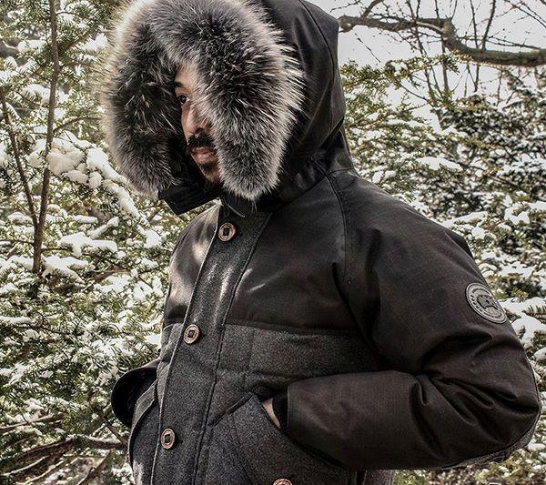 Історія куртки-парки