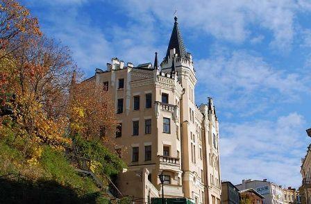 Прогулка столицей: Замок Ричарда – Львиное сердце