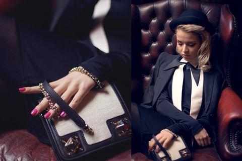 Чоловічий стиль в жіночому гардеробі