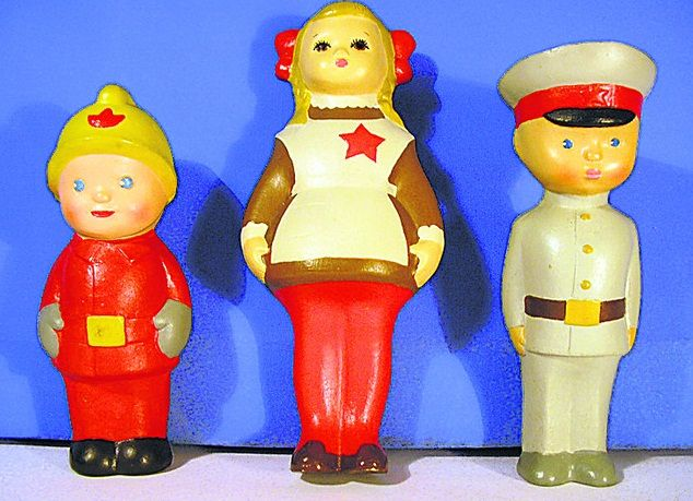 Киевский музей игрушек: советские трансформеры и Дед Мороз