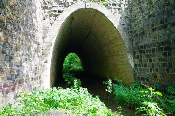 Секретные тоннели под Днепром