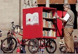 В Киеве появится библиотека на колесах