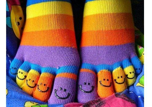 Вміти правильно підбирати шкарпетки - це ціла наука