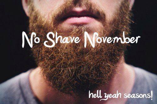 Небритябрь: Средства по уходу за бородой