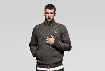 Adidas Originals и Harris Tweed Scotland
