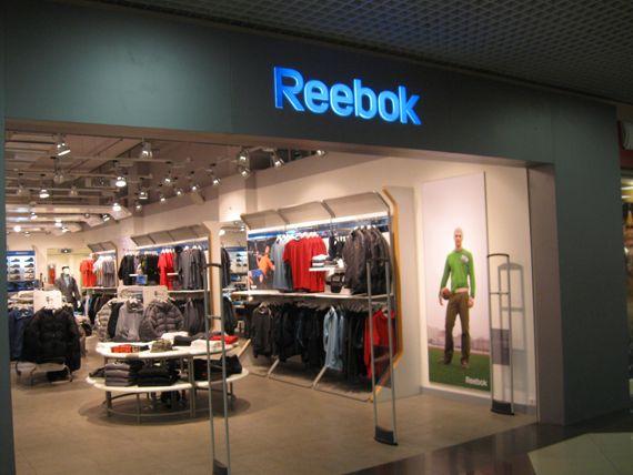 Распродажа одежды reebok